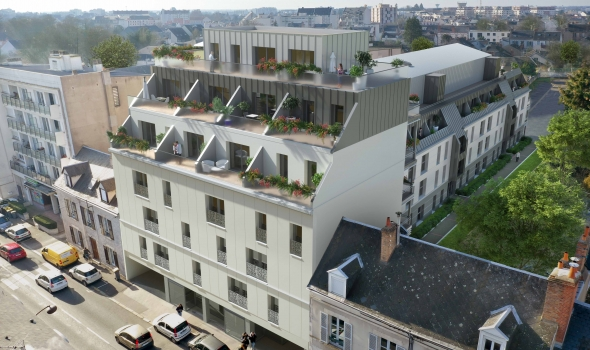 residence Le 125 Faubourg