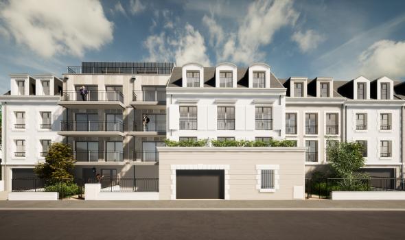 residence Les Balcons du Beauvoir