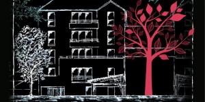 illustration Nouvelle résidence : 67 rue des Murlins