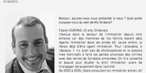 illustration Interview Fabien DURAND - My ORLEANS