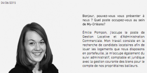 illustration Interview Emilie Pompon - My ORLEANS