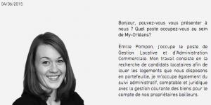 illustration Interview Emilie Pompon - My ORLEANS