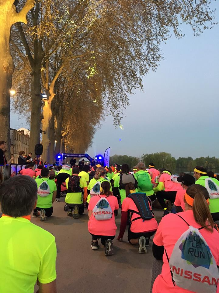 photo LIGHT UP RUN Orléans 2017 2