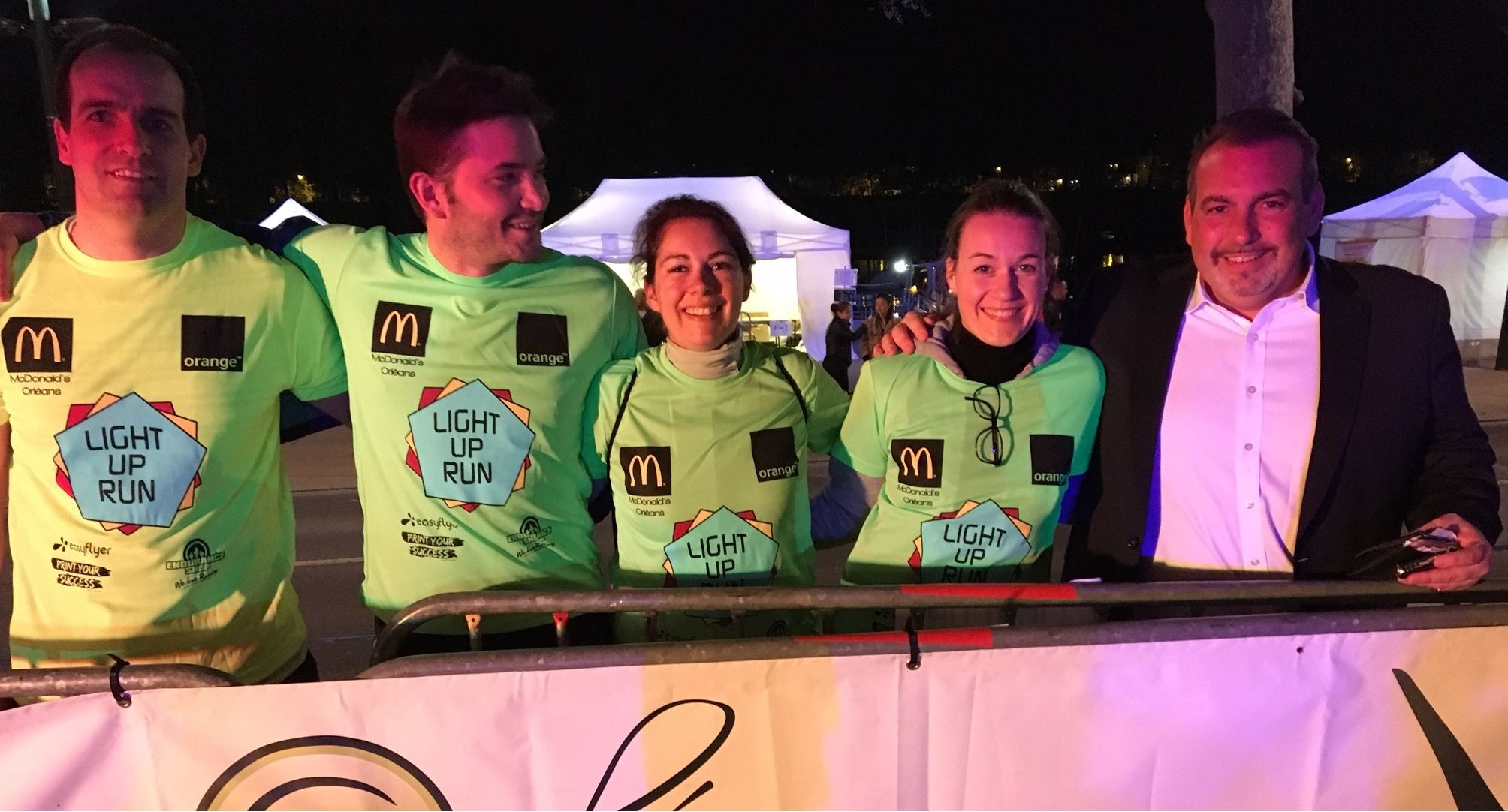 photo LIGHT UP RUN Orléans 2017 1
